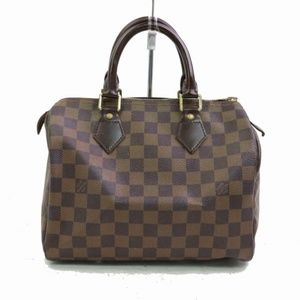 Louis Vuitton Damier Ebene Speedy 25 870517
